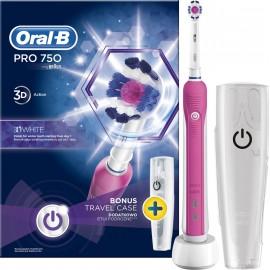 ORAL B PRO 750 3D WHITE