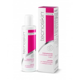TECNOSKIN PREPARATION CLEANSING LOTION 2 IN 1 200ML