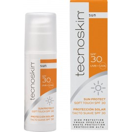 TECNOSKIN SUN PROTECT SOFT TOUCH SPF30 50ML