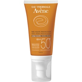 AVENE TINTED CREAM SPF50+ 50ML