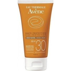 AVENE SUN PROTECTION FACE CREAM SPF30 TINTED 50ML