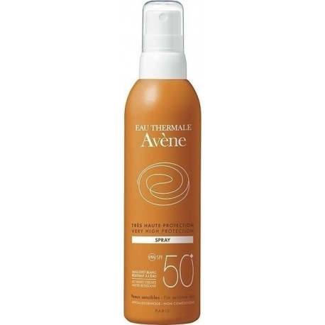 AVÈNE EAU THERMALE SPRAY SPF50 200ML