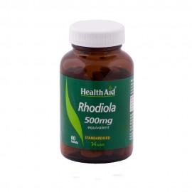 HEALTH AID RHODIOLA 500MG 60TABL