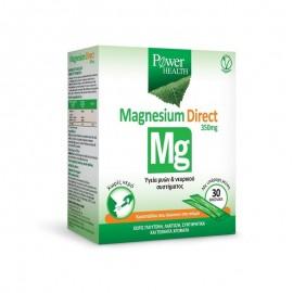 POWER HEALTH MAGNESIUM DIRECT STICKS 30ΤΕΜ