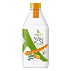 LITINAS ALOE VERA DRINKING GEL ORANGE 1000ML