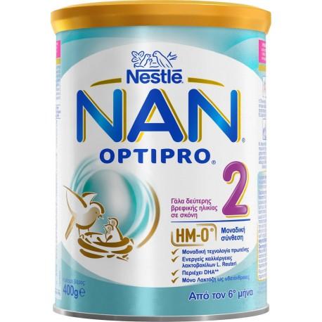 NAN OPTIPRO 2 400GR