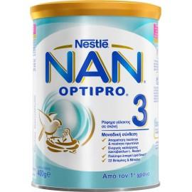 NAN 3 OPTIPRO 400GR