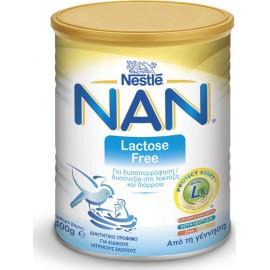 NAN FREE LACTOSE 400GR