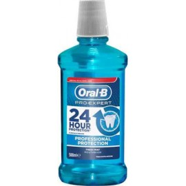 ORAL B ΣΤΟΜΑΤΙΚΟ ΔΙΑΛΥΜΑ PRO EXPERT 24H/HR PROTECTION PROFESIONAL 500ML