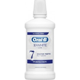 ORAL 3D WHITE PERFECTION SOLUTION 500ML