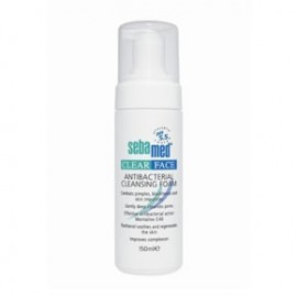 SEBAMED CLEAR FACE FOAM 150ml