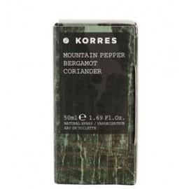 KORRES MEN FRAGRANCE MOUNTAIN PEPPER 50ml