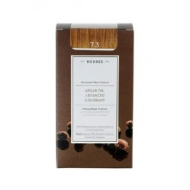KORRES ARGAN COLOR GOLD/HON.BLON. 7.3