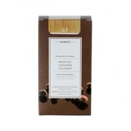 KORRES ARGAN COLOR TOFFEE 8.7