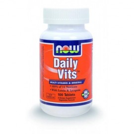 NOW DAILY VITS MULTI 100TABS