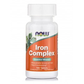 IRON COMPLEX 100TABS