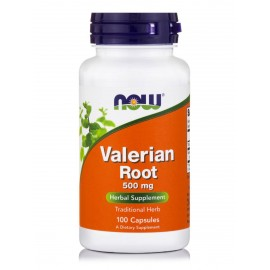 VALERIAN ROOT 500MG 100CAPS