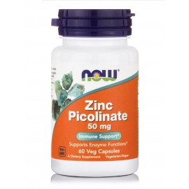 ZINC PICOLINATE 50MG 60CAPS