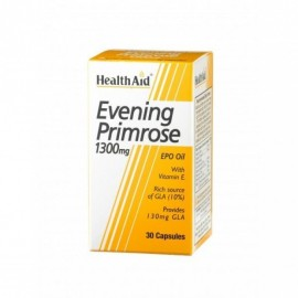 HEALTH AID EVENING PRIMROSE OIL 1300MG