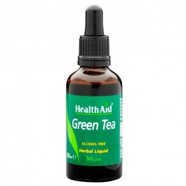 HEALTH AID GREEN TEA 50ML