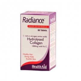 HEALTH AID RADIANCE 100MG 60 TABLETS