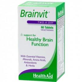 HEALTH AID BRAINVIT 60TAB