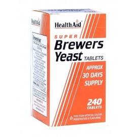 HEALTH AID BREWERS YEAST TABL  X240