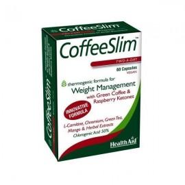 HEALTH AID COFFEE SLIM CAPS X60