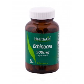 HEALTH AID ECHINACEA 500MG 60TAB