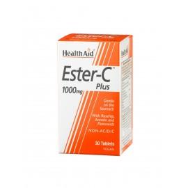 HEALTH AID ESTER C 1000MG 30TABS