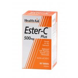 HEALTH AID ESTER C 500MG 30TABS