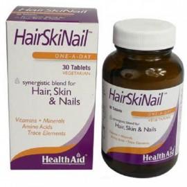 HEALTH AID HAIRSKINAIL FORMULA 30 TABS