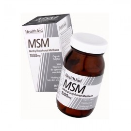 HEALTH AID MSM 1000MG 90 TABS