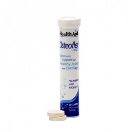 HEALTH AID OSTEOFLEX FIZZY 20 TABS