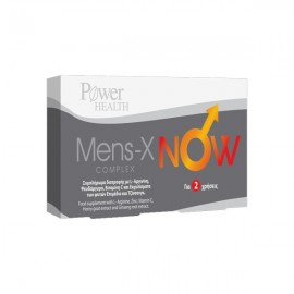 POWER HEALTH MENS-X NOW 4 EFF.TABS