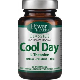 POWER HEALTH PLATINUM COOLDAY 30TABS